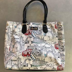 ⭐️Harrods⭐️Large Tote Shoulder Bag